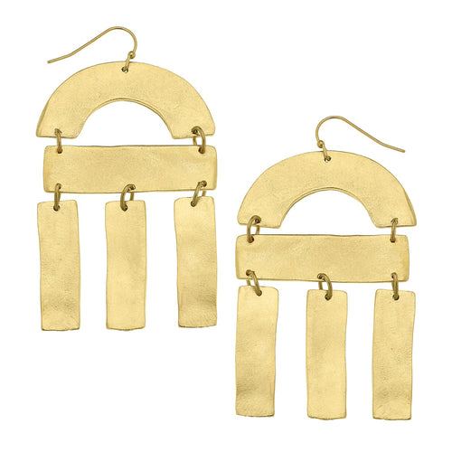 Column Mobile Earrings