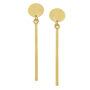 Matchstick Drop Earrings