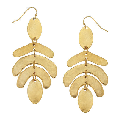 Abstract Hive Earrings