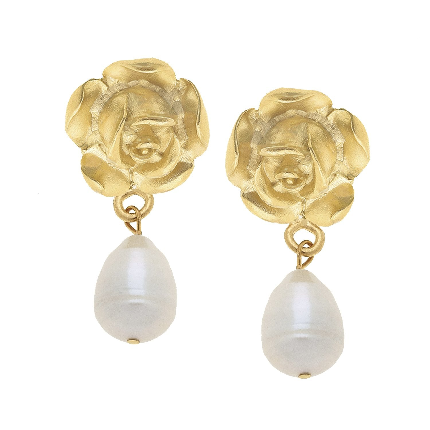 Rose Pearl Drops