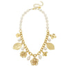 Spring Pearl Necklace