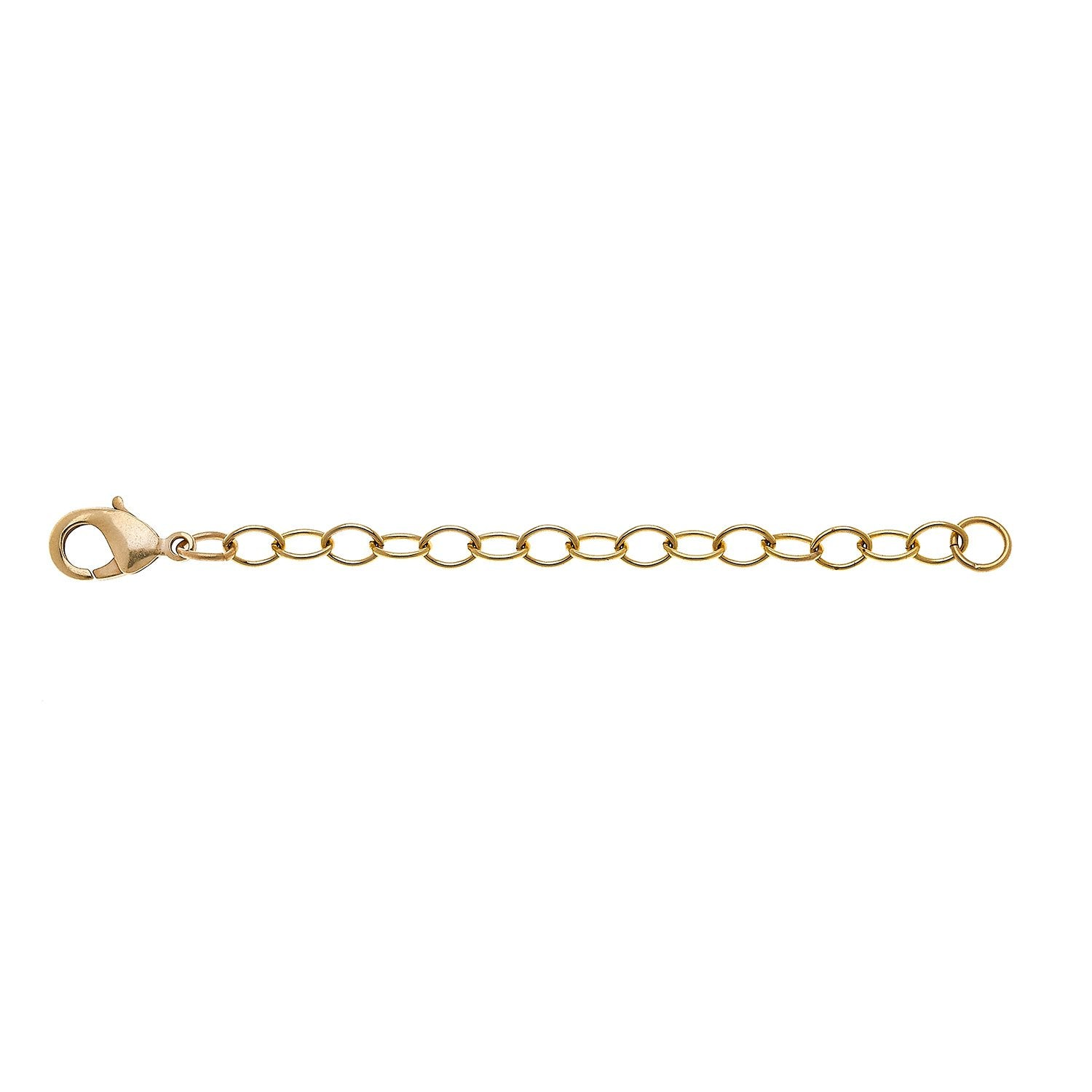 Gold Necklace Chain Extender