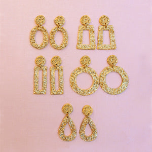 Belle Earrings in Radiant