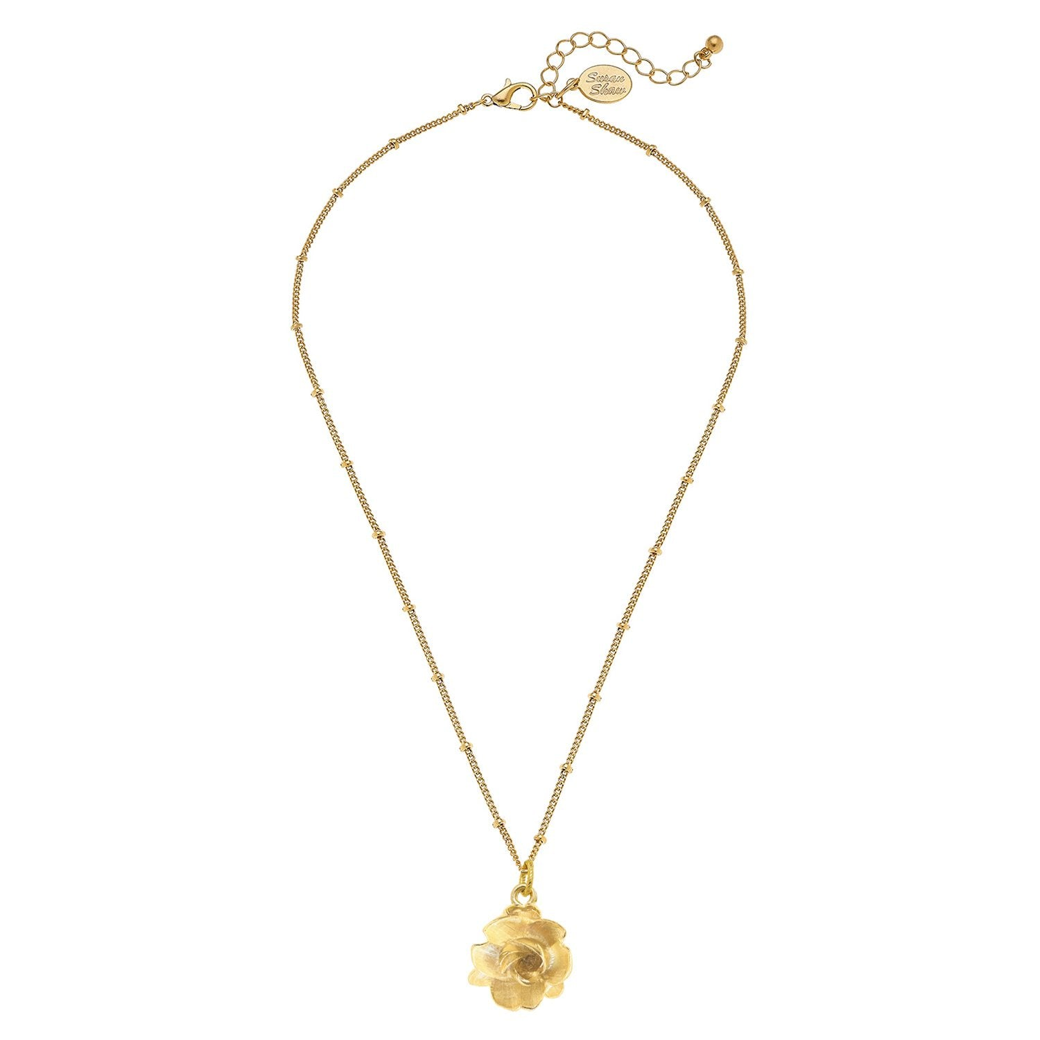 Primrose Drop Necklace