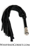 Classic flogger with crafted handle