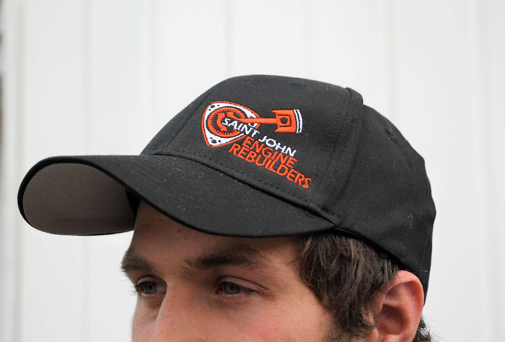 Saint John Engine Rebuilders Hats - Embroidered!
