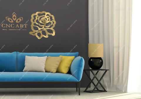 Nice Wall Decoration DXF and EPS File For CNC Plasma, Router, laser