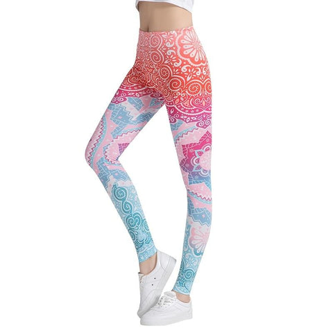 Sunny Style Crossfit Bodybuilding Compression Tights