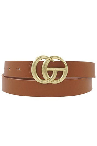 Go Getter Belt | Thick | Brown