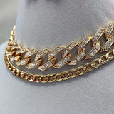 Big Things Cuban Link Necklace | Large Gold