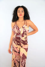 Banana Leaf Jumpsuit