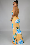 Blossoms in Spring Maxi