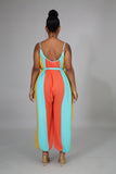 Ready for Spring Colorblock Jumpsuit