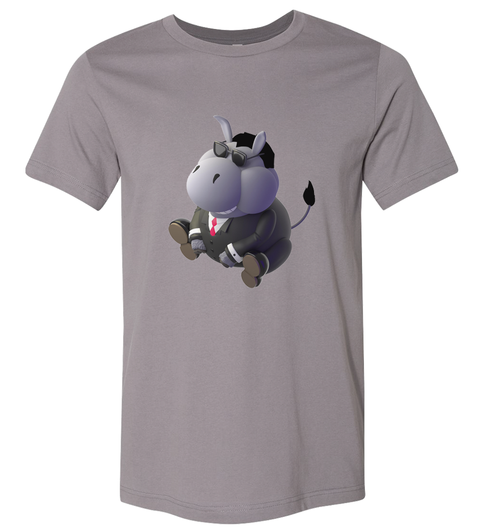 Beeg Dunkey Shirt (Gray)