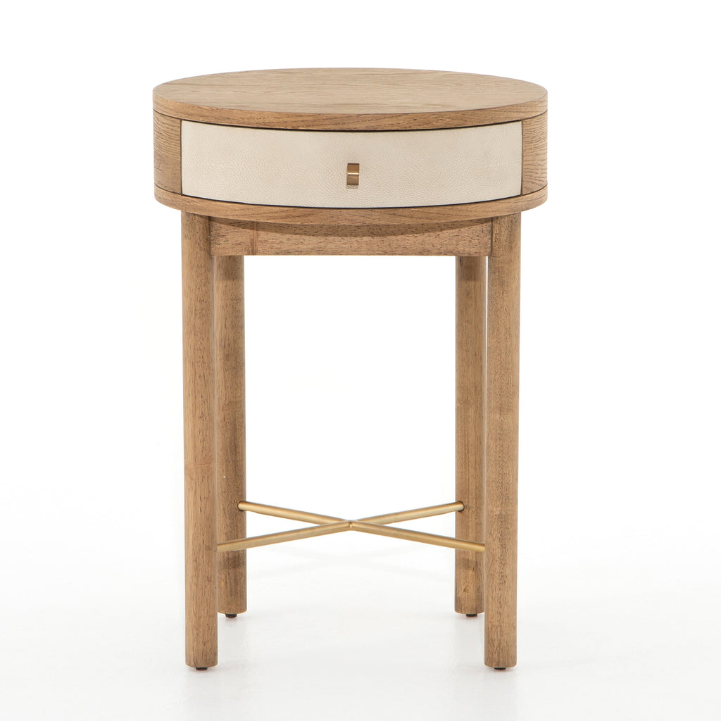 Abiline Round Side Table