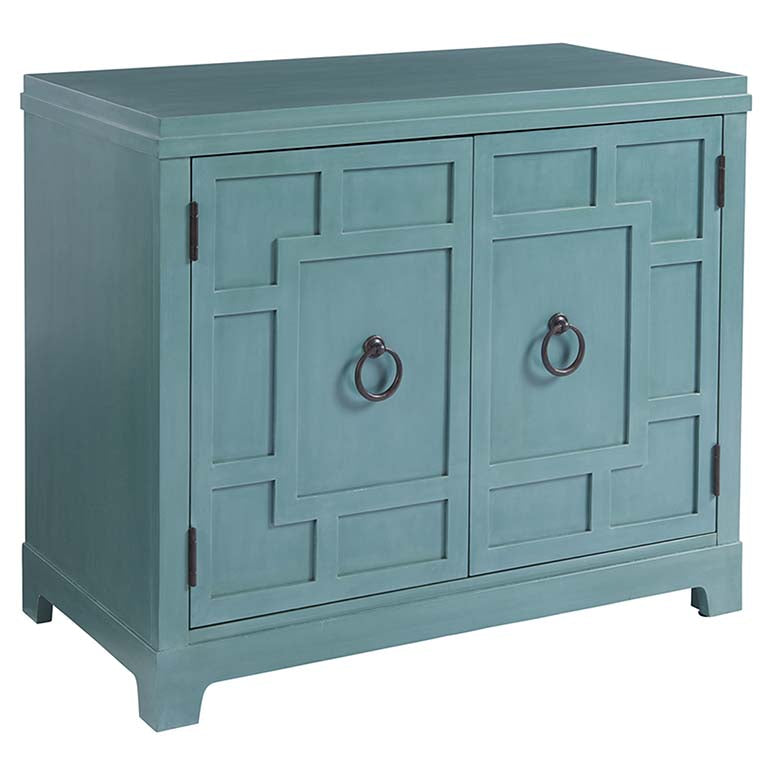 Collins Bachelor Chest in Seaglass