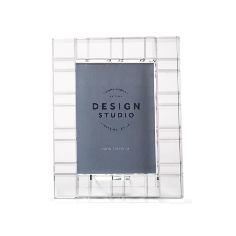 Crystal Vision Photo Frame