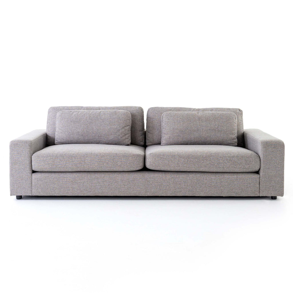 "Bloor 98"" Sofa in Chess Pewter"