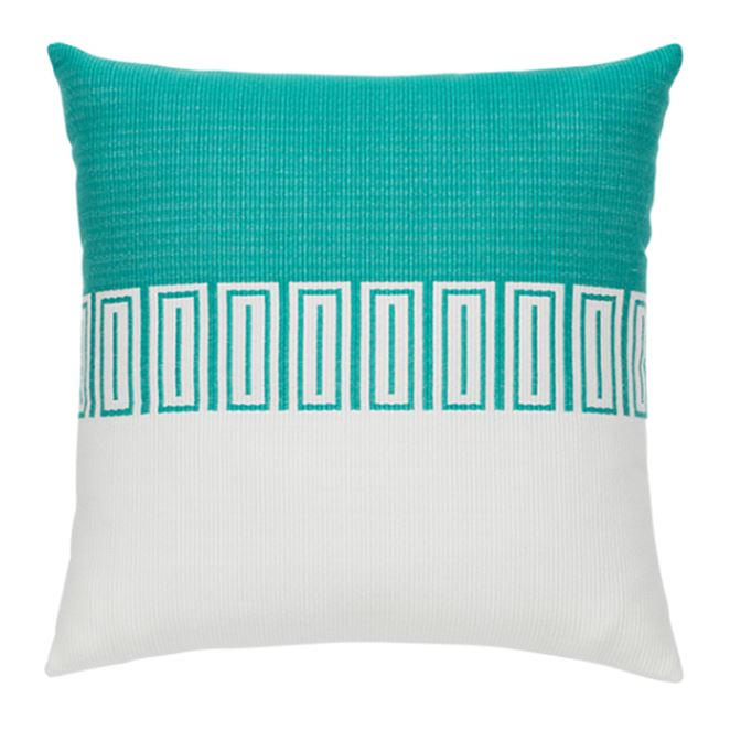 Kavala Block in Turquoise