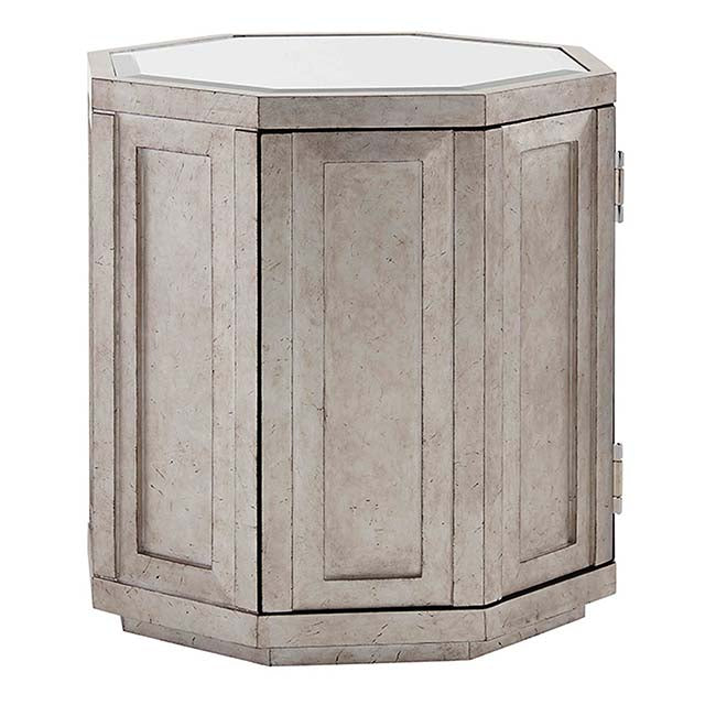 Rochelle Octagonal Storage Table