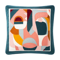 Aaron Abstract Pillow