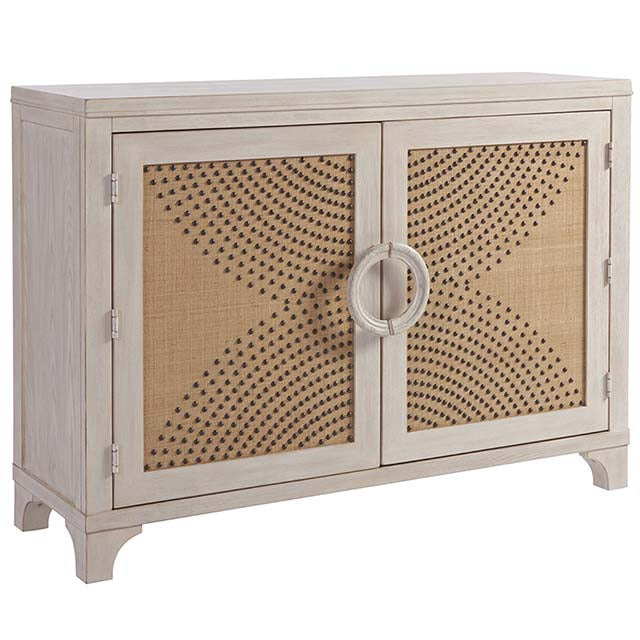 Lido Aisle Nailhead Chest in Sailcloth