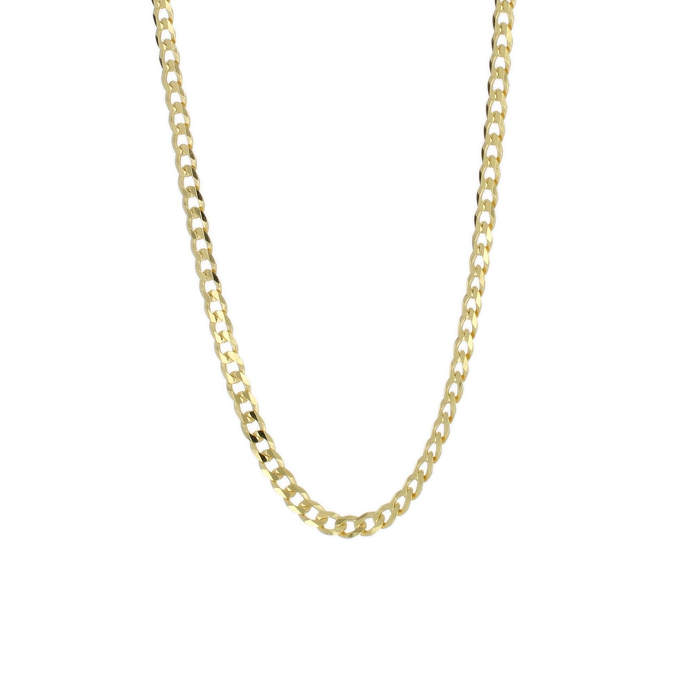 THIN CUBAN LINK CHAIN