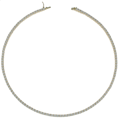 TENNIS NECKLACE