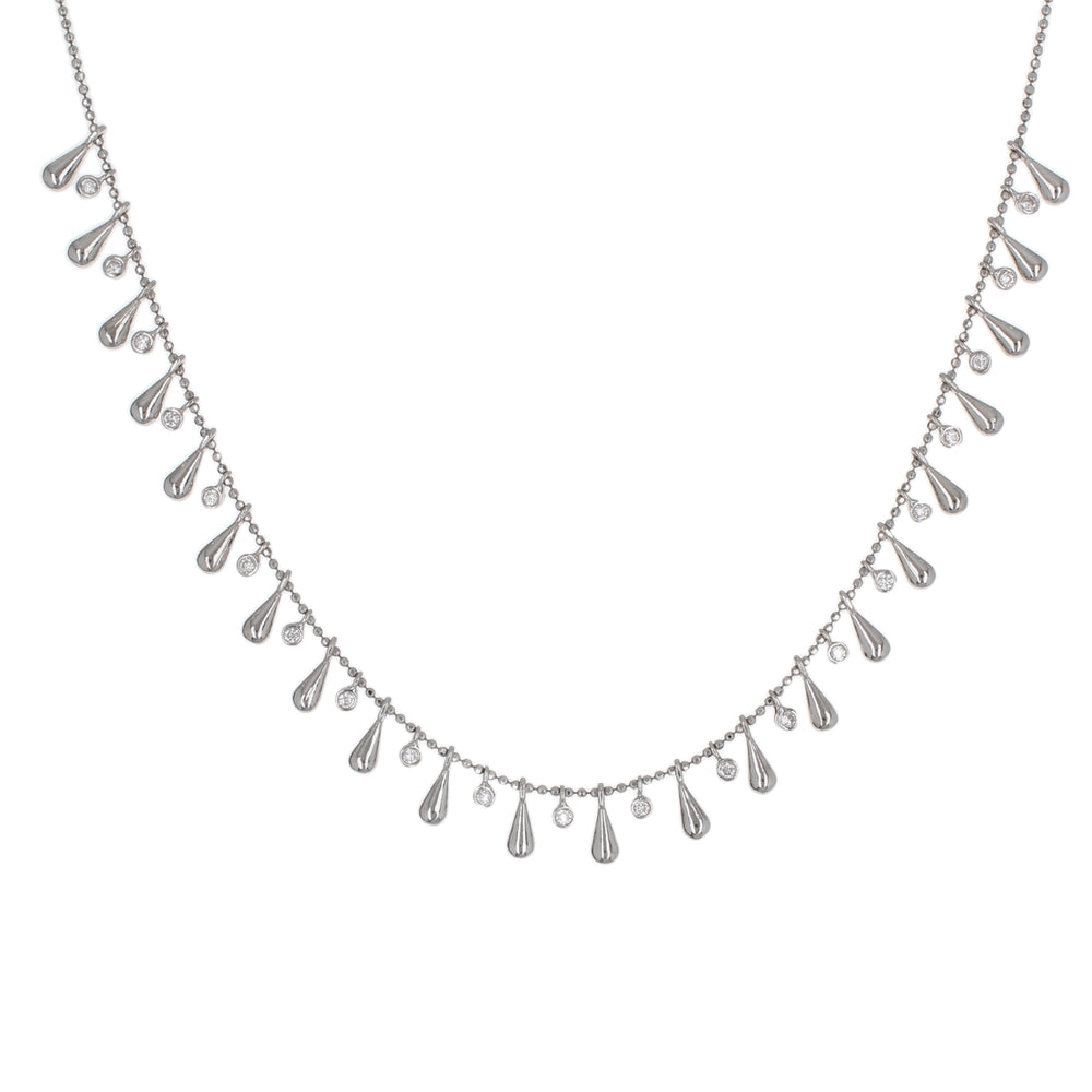 DAINTY DROPS NECKLACE
