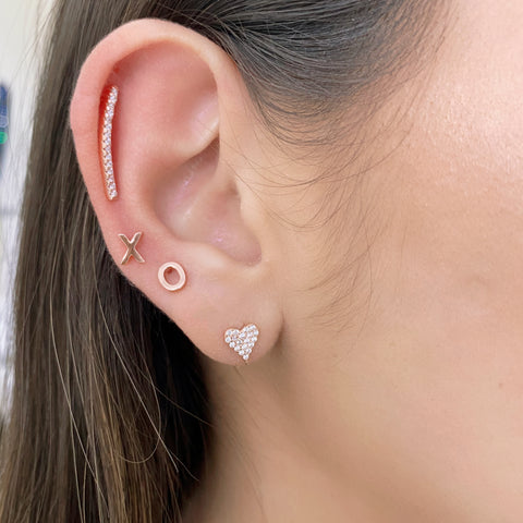 Lisa Ear Climber Earrings