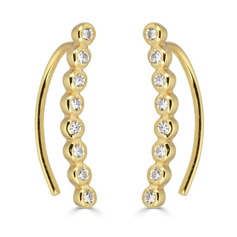 Susy Mini Ear Climber Earrings