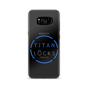 Titan Locks Samsung Case