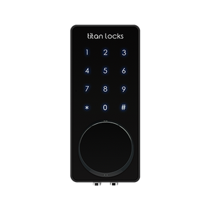Titan Locks Kronos Smart Deadbolt