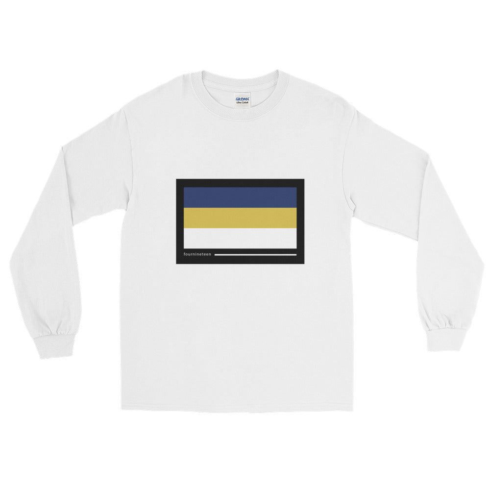Fournineteen Block Long Sleeve