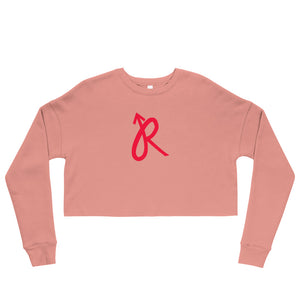 Flying R Crop Sweatshirt