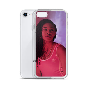 DJ Mazyck iPhone Case