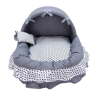 Carriage Style Dog Bed - Pet Bargain Supplies