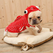 Goldfish Halloween Dog Costume
