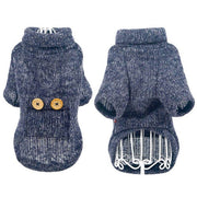 Wool Hoodie Sweater - Pet Bargain Supplies