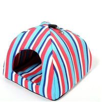 Strawberry, Striped, and Camouflage Dog Nest - Pet Bargain Supplies
