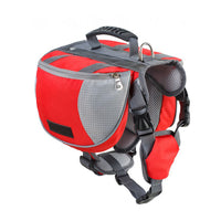 Dog Backpack with Training Harness