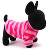 Striped Autumn Sweater - Pet Bargain Supplies