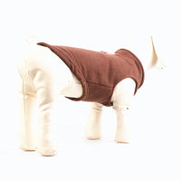 Fleece Casual Dog Vest