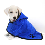 Drying Bathrobe - Pet Bargain Supplies