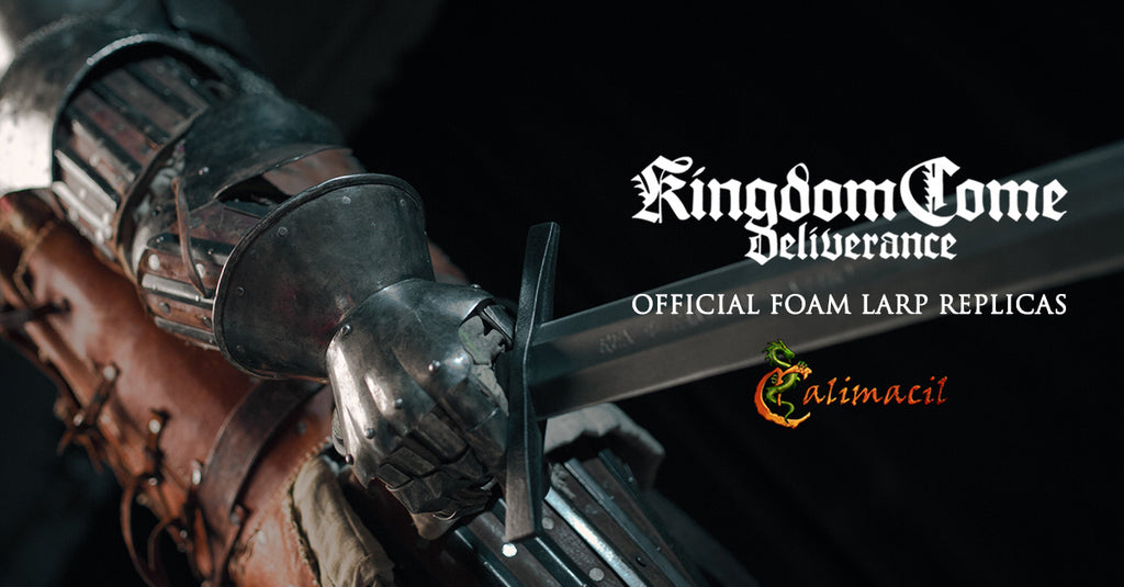 Kingdom Come: Deliverance & Calimacil : A new collaboration is born