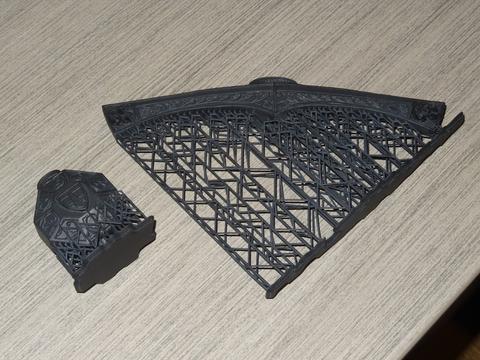 Radzig Sword from Kingdom Come: Deliverance printed with 3D printer