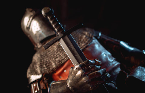 Épée de Henry, Réplique Officielle en mousse du jeu Kingdom Come: Deliverance