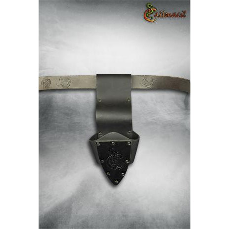 Adventurer's scabbard (black)