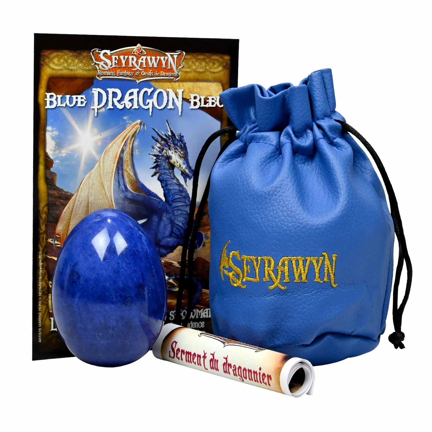 Seyrawyn Dragon Egg - Standard Set