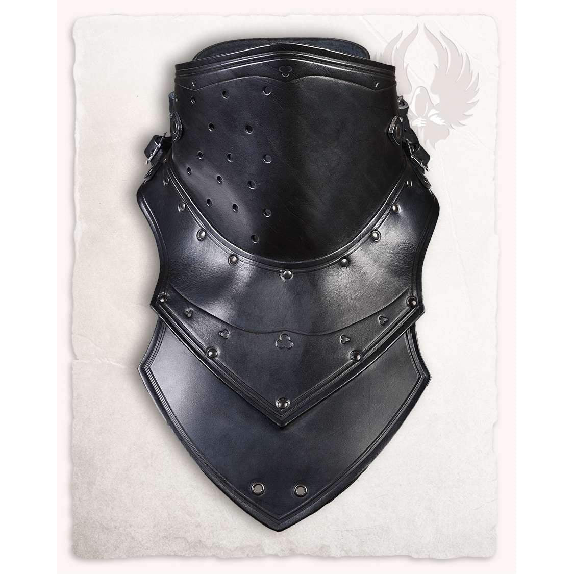 Luthor gorget 2ND ED.